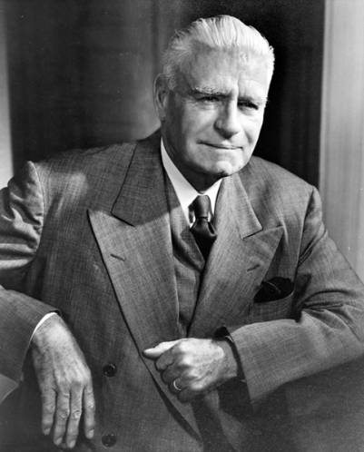 Portrait of Harry W. Morrison ca. 1938.  Photo Courtesy of Boise State University Library, Special Collections and Archives.