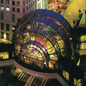 The Artsgarden and Visitor Information Center