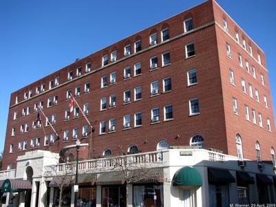 Hotel Saranac (c. 2009)