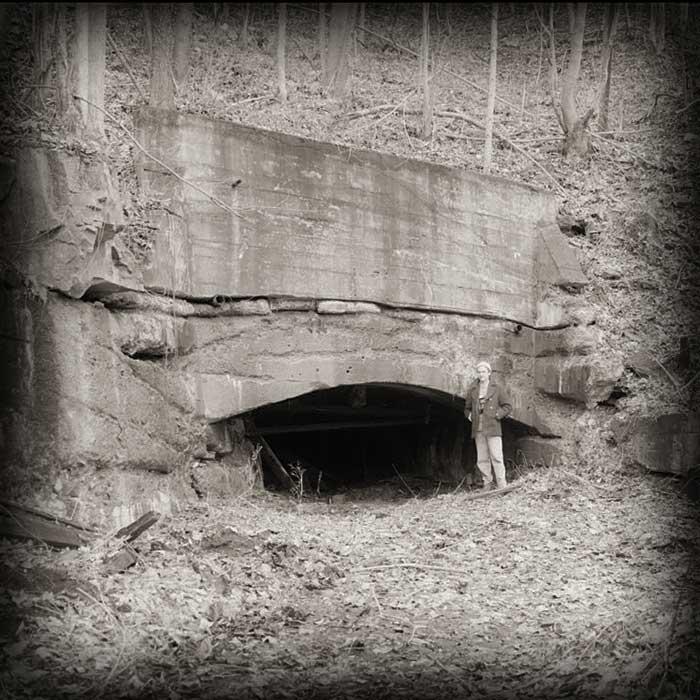 Kaymoor One Mine entrance.