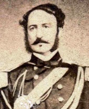 Col. John B Magruder Confederate Army