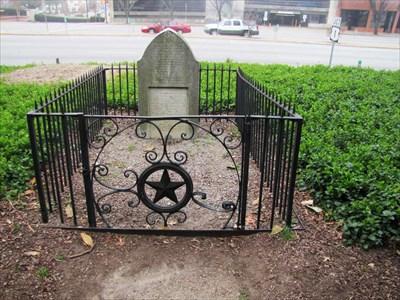 Iron, Grave, Metal, Grass