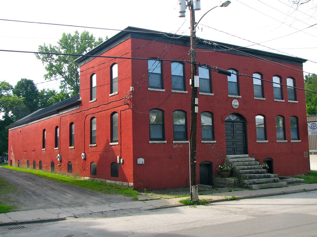 Barre's Socialist Labor Party Hall has played a major role in America's labor history.