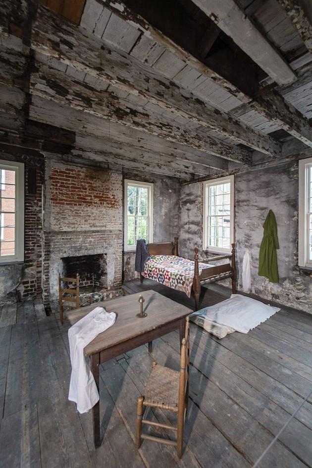 Furniture, Window, Building, Wood