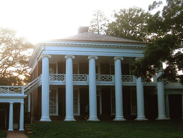 Pavilion V and Student Rooms