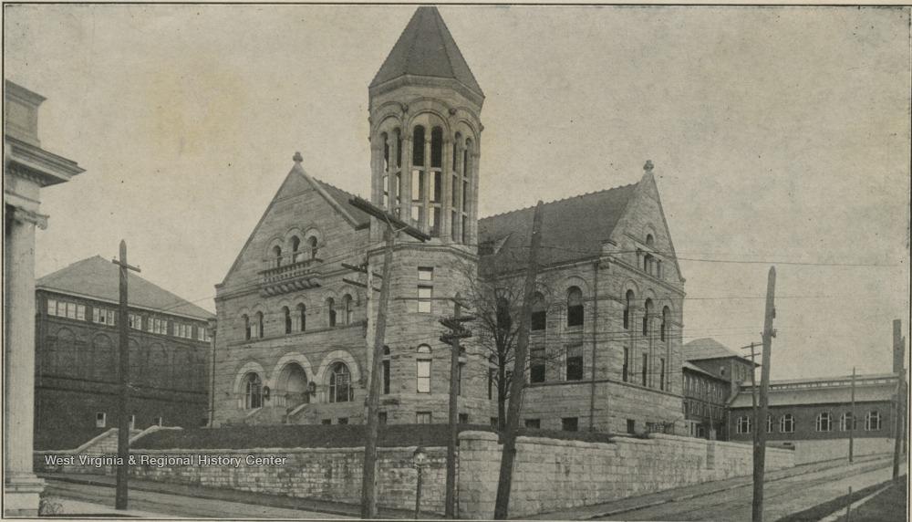 Stewart Hall, 1919..