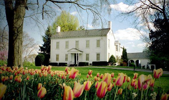 The Armstrong-Lockett House.