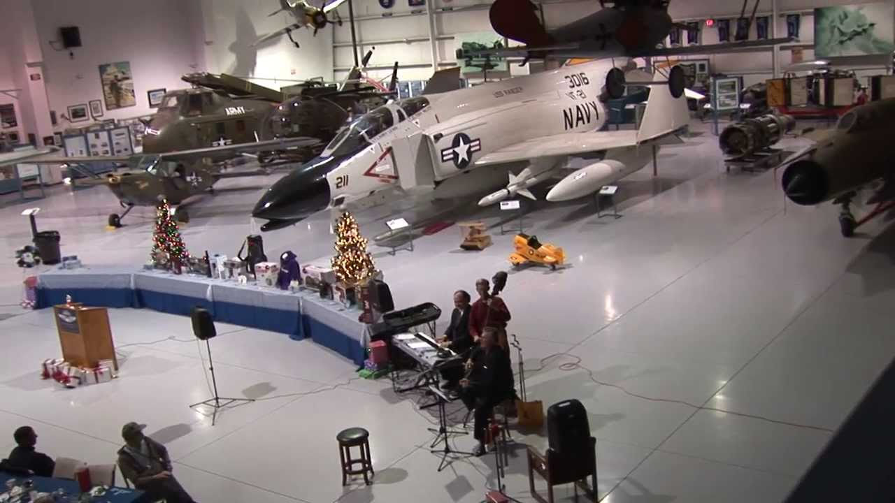 The museum includes modern aircraft in addition to some of the earliest military aircraft