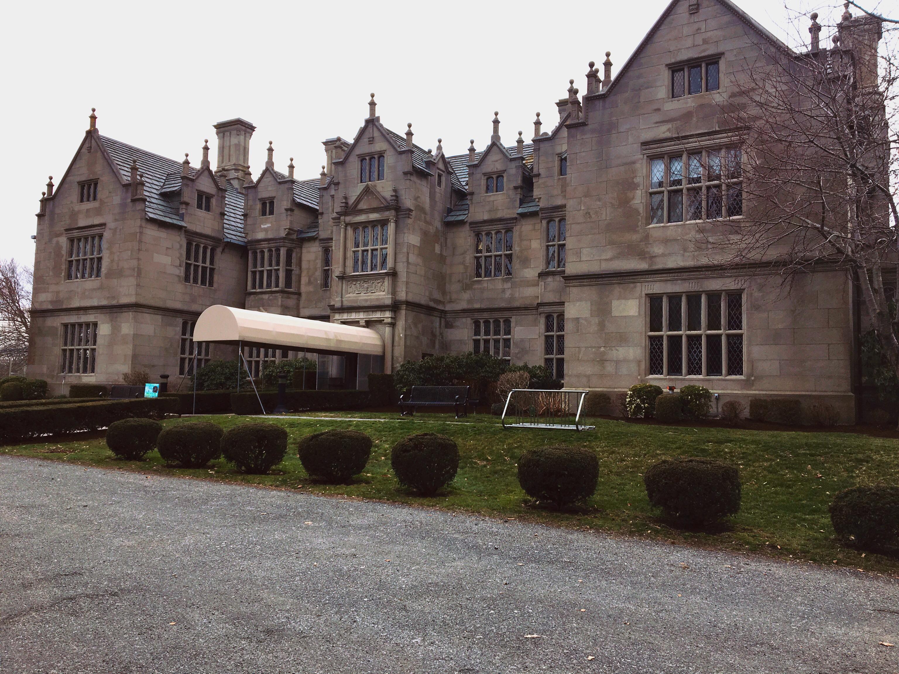Front view of Wakehurst