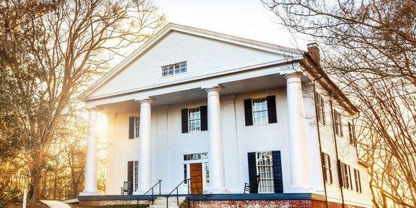 Bulloch Hall in Roswell, Georgia