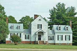 Castlewood Plantation House