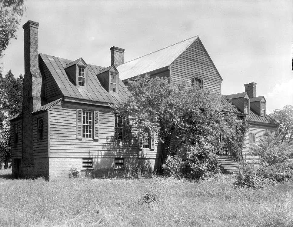 Castlewood Plantation House ca. 1935