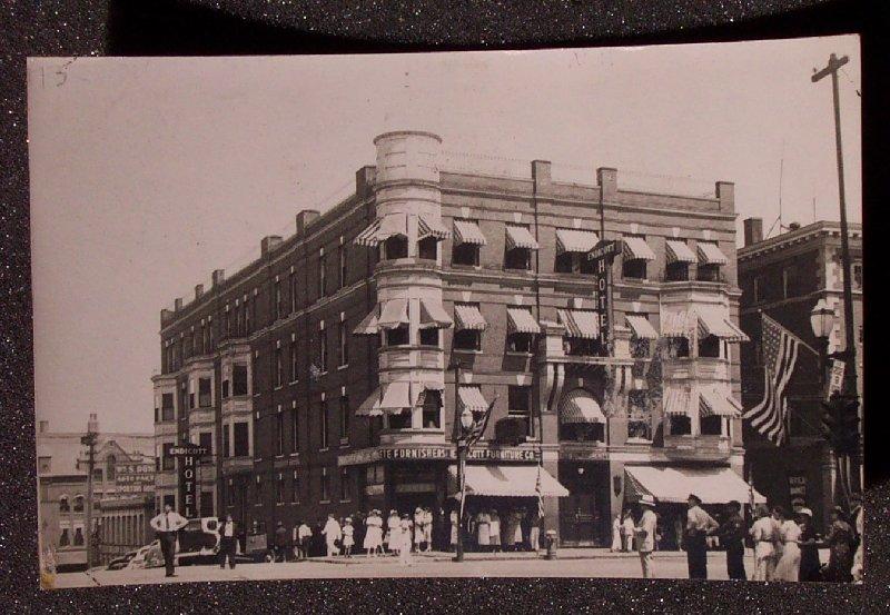 Endicott Hotel in 1930