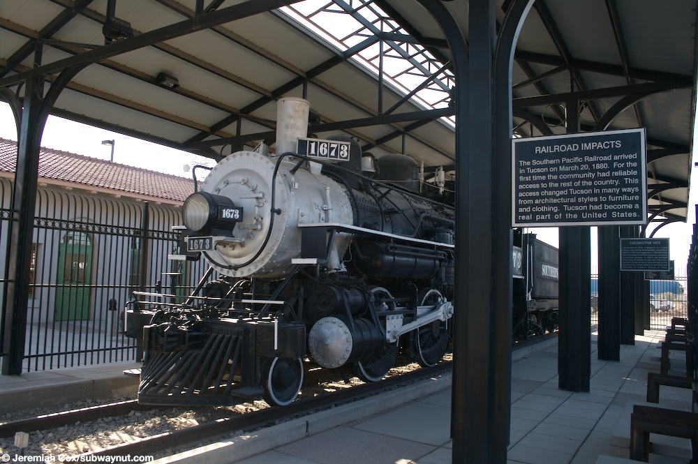 Historic Locomotive.