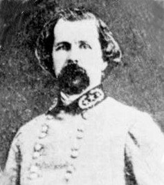 Lloyd Tilghman worked for the railroad in Kentucky, Tennessee, Louisiana, and Arkansas, but when the Civil War started he enlisted in the Confederate army while in Tennessee.