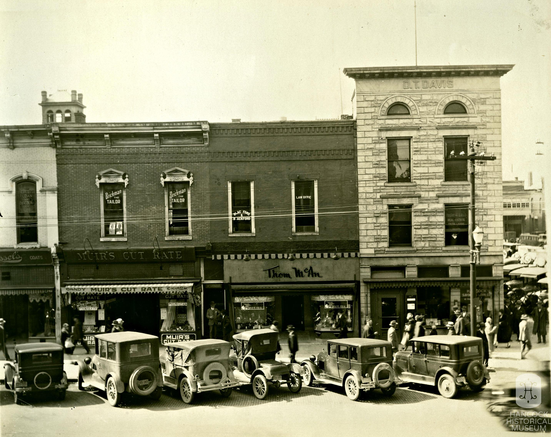 Davis Building c 1930