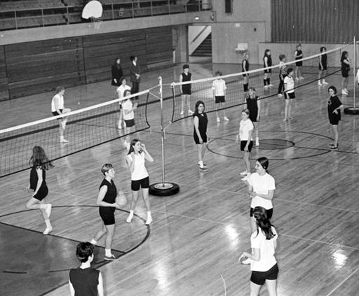 Volleyball 1970