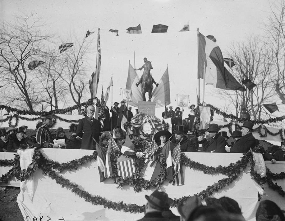 Flag, Parade, Pole, Rebellion
