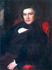 Portrait of John Hunn