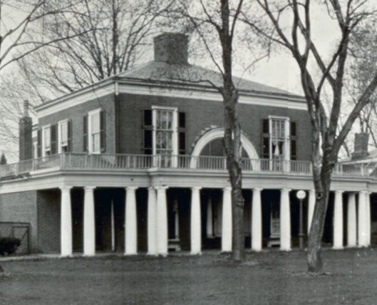 Pavilion IX in 1911