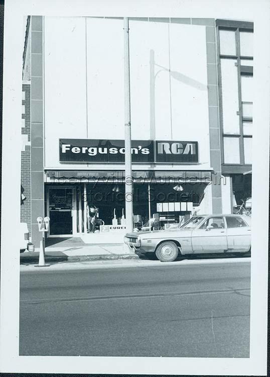 Fergusons's, circa 1974-1976