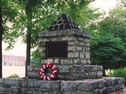 The Adam Stephens Monument