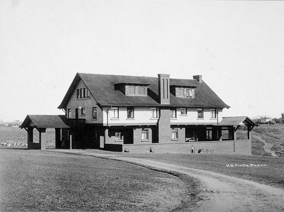 Marston House in 1905