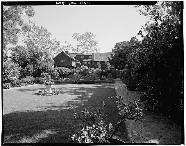 Marston House circa 1960