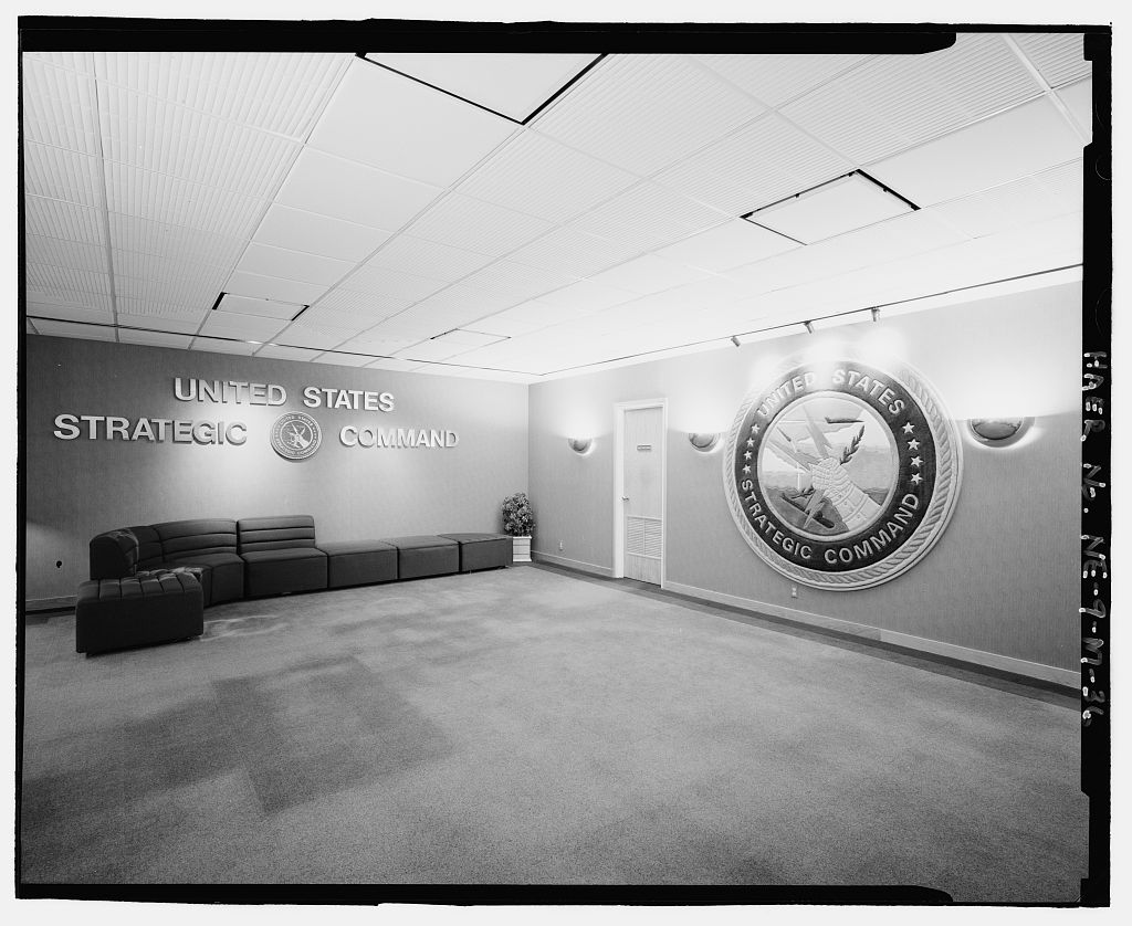 Missile Deck, Main Entrance to STRATCOM