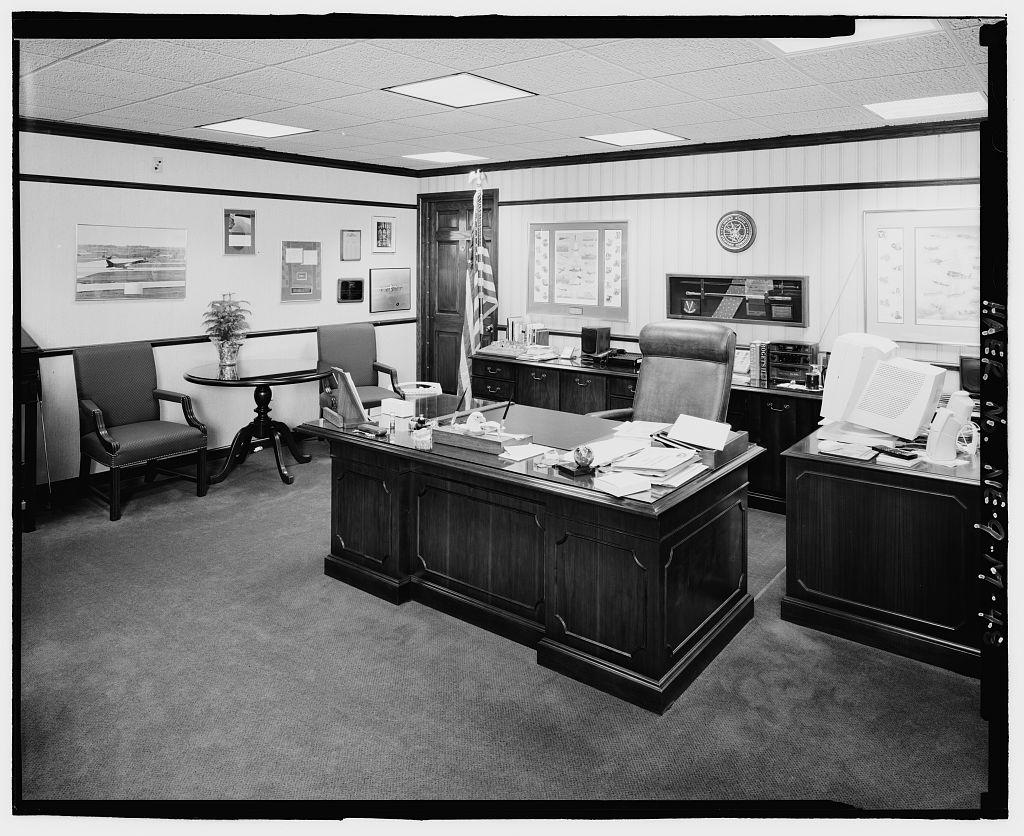 Commanding Officer's Office