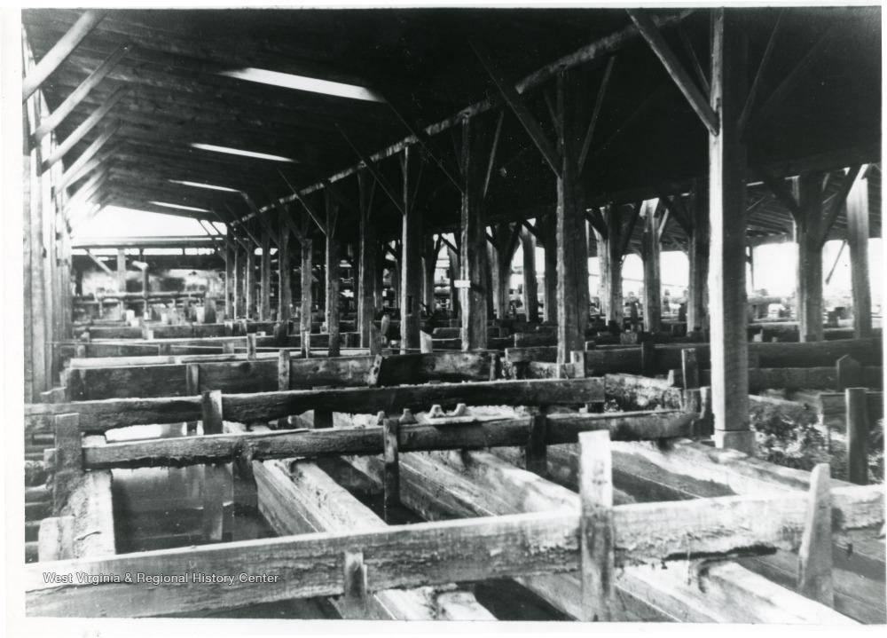 Grainer at Salt Works