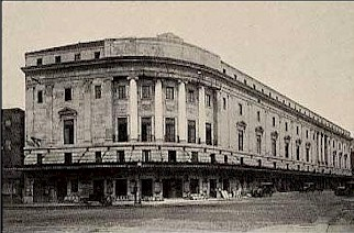 Eastman Theatre in the mid-1900's