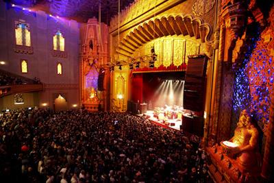 Interior of the Fox Oakland Theatre