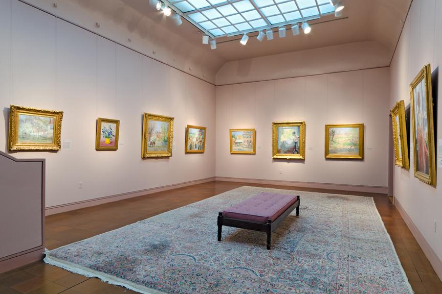 Lower Gallery