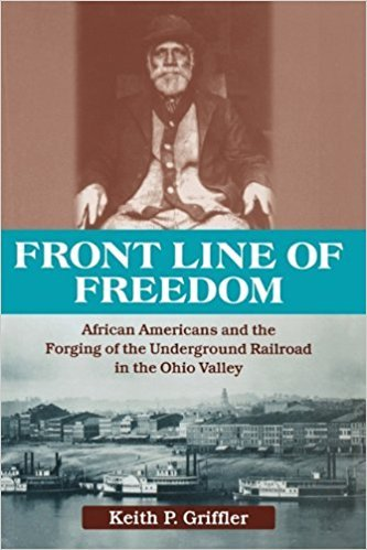 Learn more about the history of the Underground Railroad in the Ohio Valley with this book from the University Press of Kentucky.