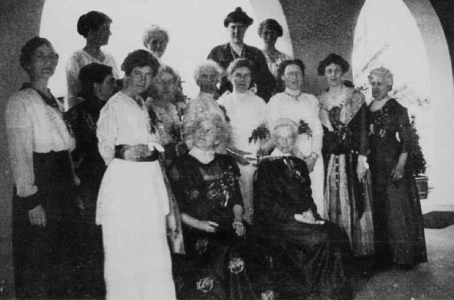 La Jolla's Woman's Club pic, circa 1914-1915