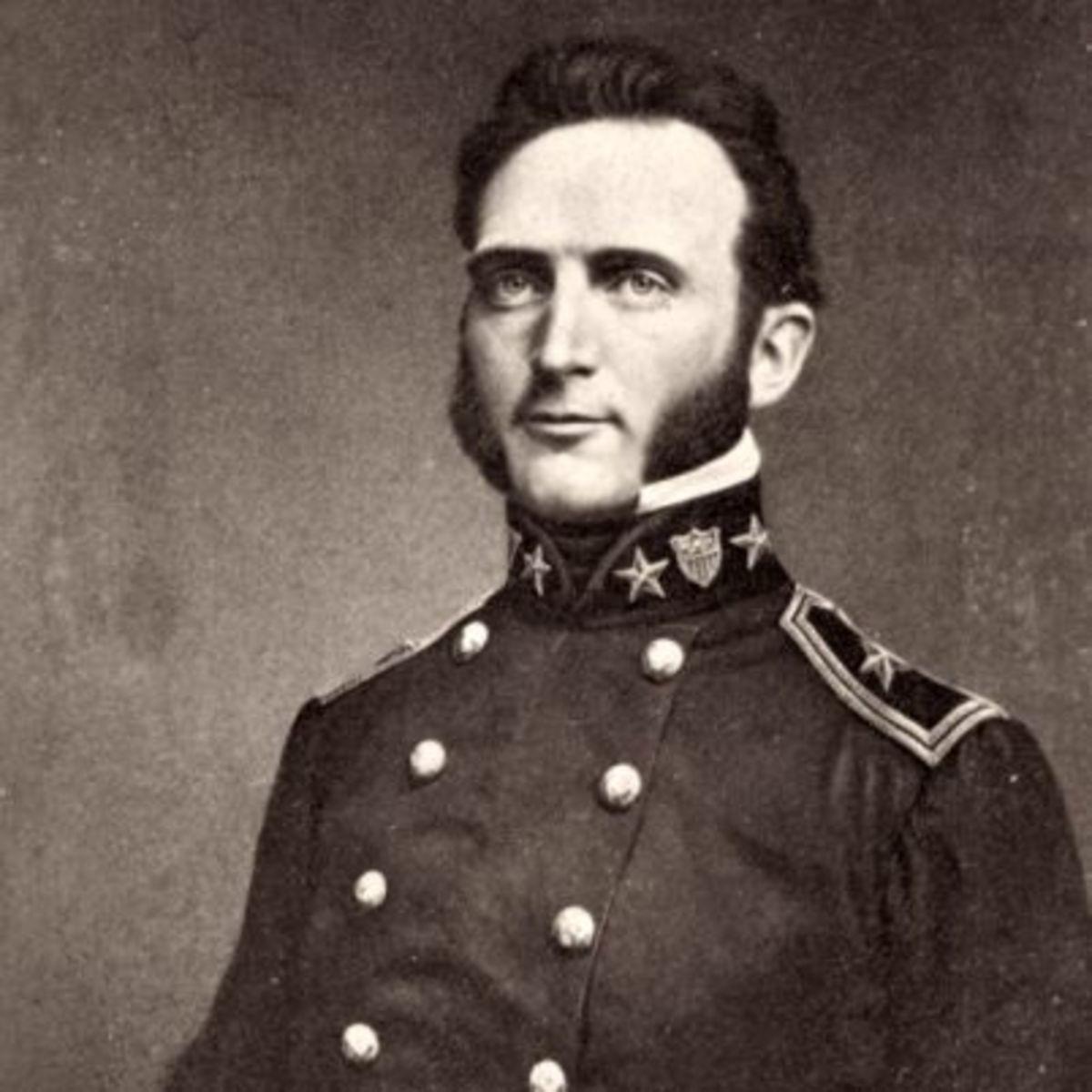 Photo of Thomas Stonewall Jackson