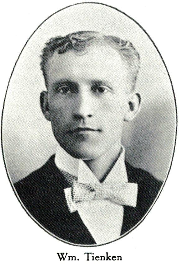William Tienken portrait, 1907