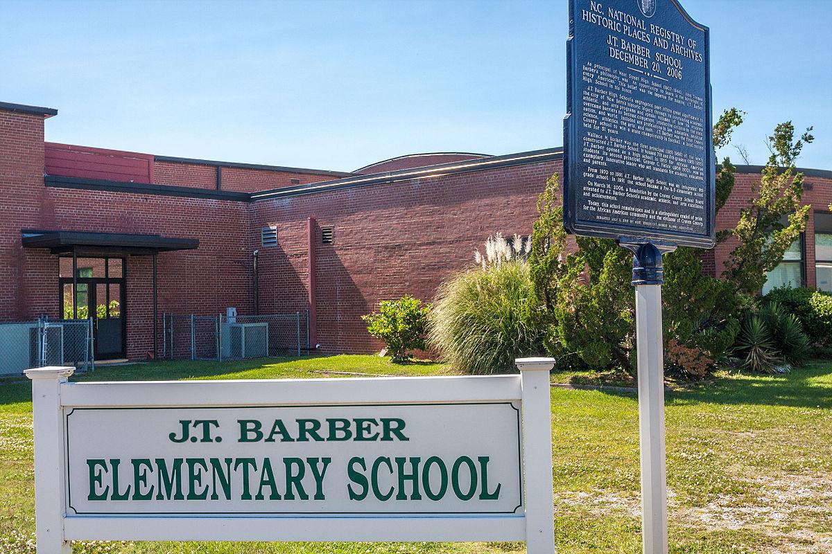 JT Barber School