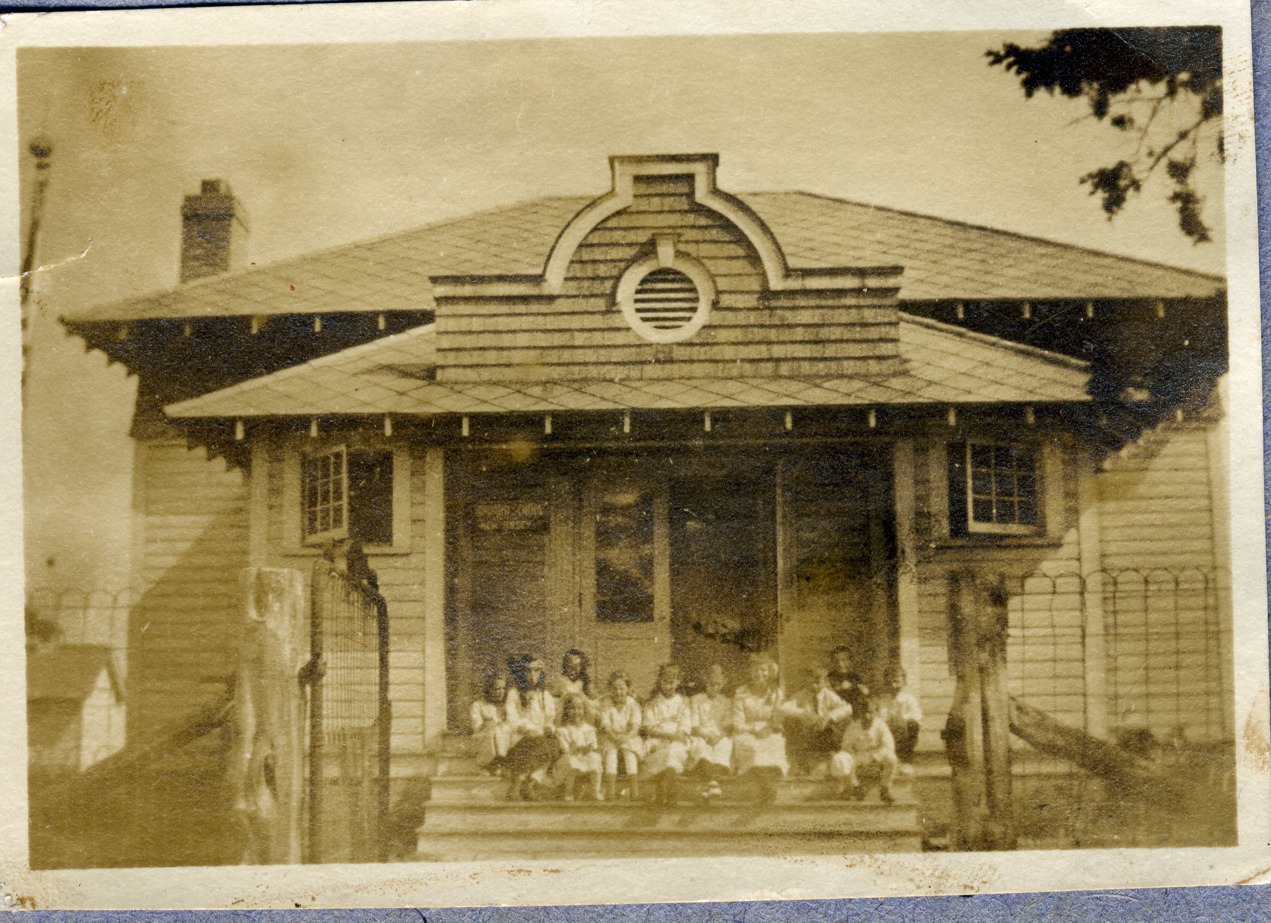 Example of Public School built in Upper Township in the late 19th century; The Palermo School which is built on the property next door to where the Friendship School is located today.