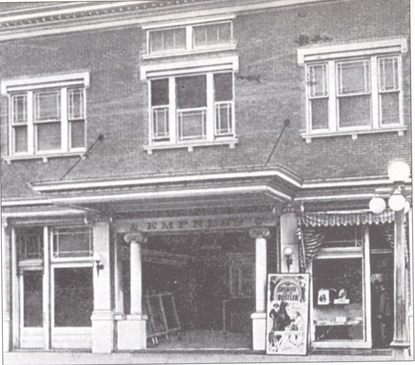 Empress Theatre, date unknown