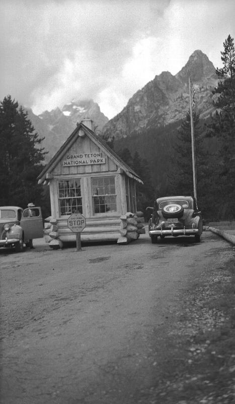 1930 Park Entrance