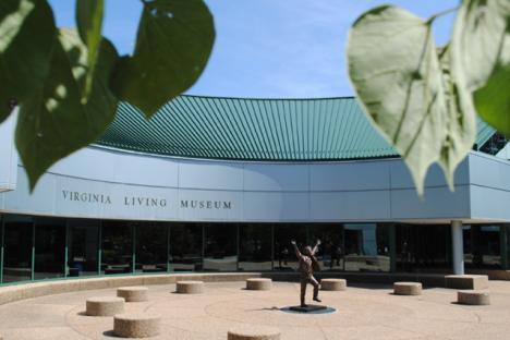 Museum's entrance