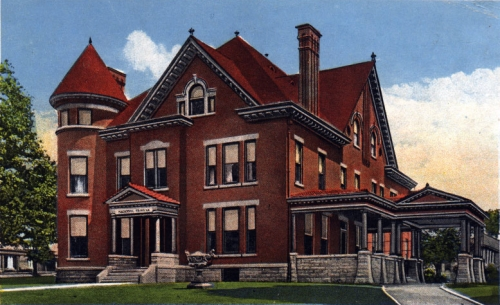 Fairchild Mansion (Greater Oneonta Historical Society)