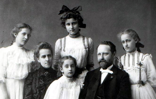 The family of George and Helen Pardee