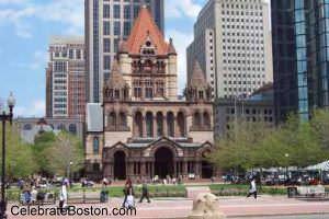 Trinity Church, Courtesy of Celebrate Boston