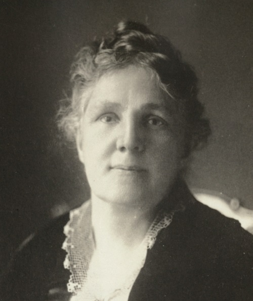 Photograph of Sophie Meredith courtesy of Library of Congress.