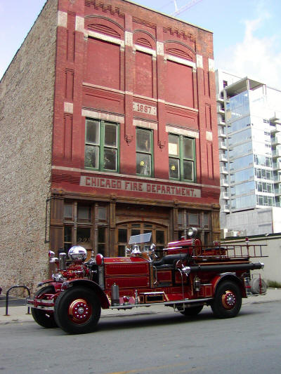 Fire Museum of Greater Chicago