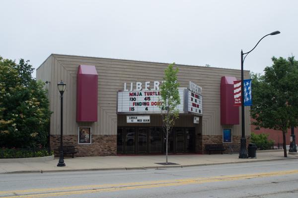 Liberty Theatre, circa 2016
