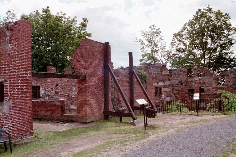 The site of the former mine and prison is now home to a museum operated by the state of Connecticut.